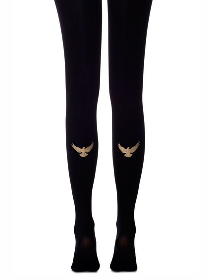 Zohara - Art on tights Golden Eagle (F533-BG) UUS kollektsioon!